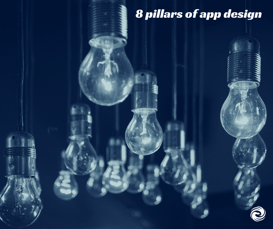 Eight Pillars of an Enterprise Mobile App