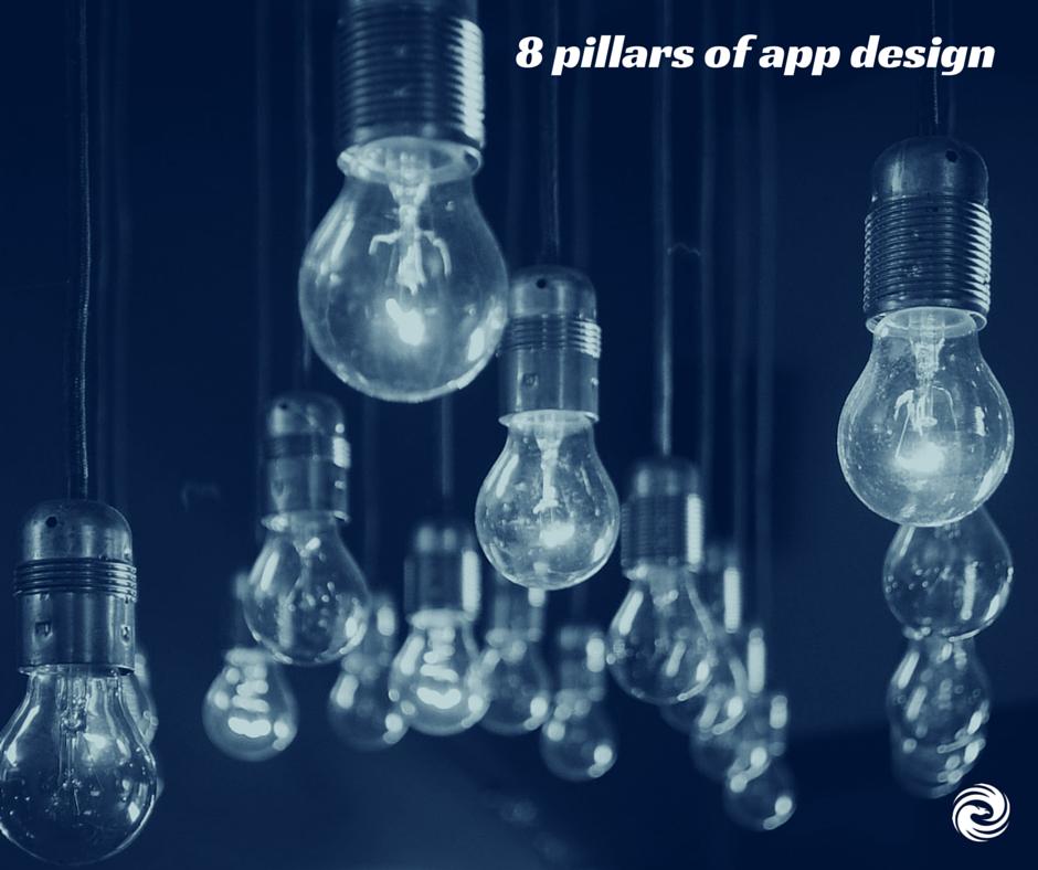 Eight Pillars of an Enterprise Mobile App
